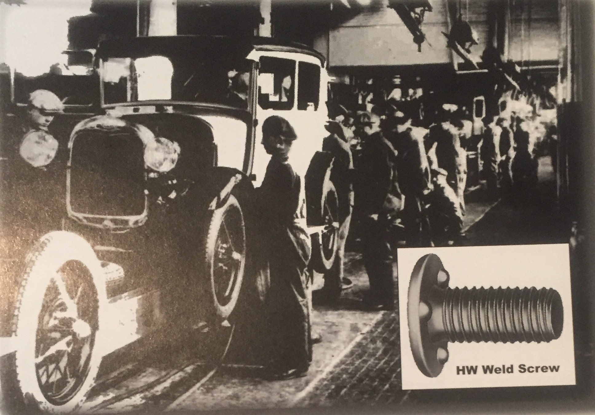 Buckeye Fasteners--From Model A to Today
