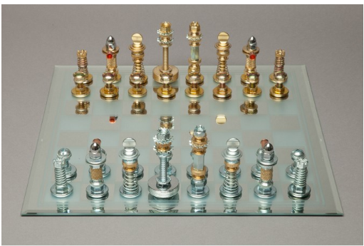 Fastener Fair USA Chess Set Drawing Winner